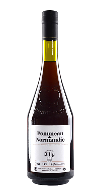 Pommeau de Normandie 70cl Ferme de Billy